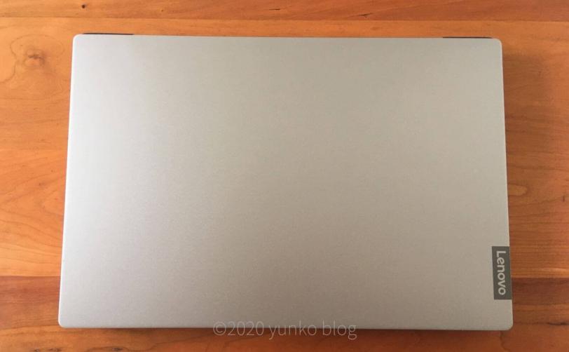 マイクラができるノートパソコンLenovo ideapad S540 ゲーミングエディション開封