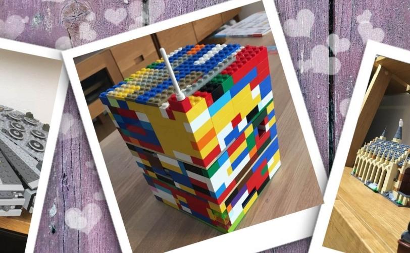 レゴのからくり箱づくりに再挑戦「8歳になったらひとりで作れた!」