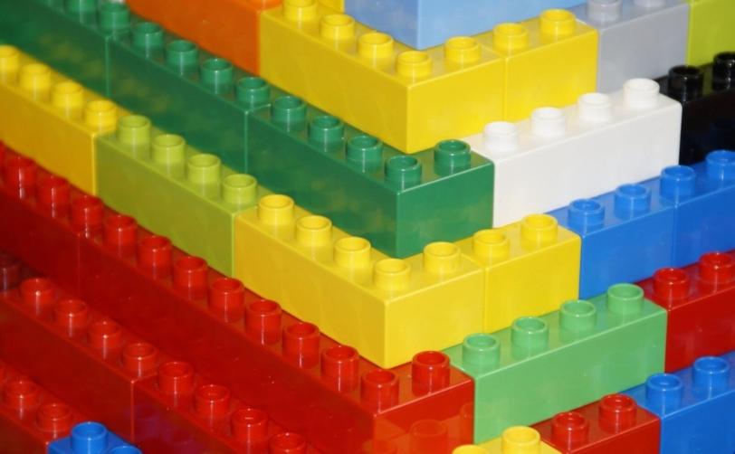レゴのからくり箱づくりに再挑戦