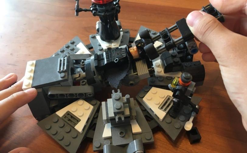 レゴ(LEGO)スター・ウォーズ ダース・ベイダーの誕生 75183