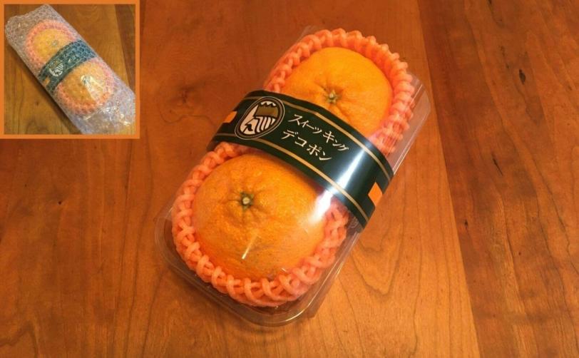 イトーヨーカドーネットスーパー柑橘果物