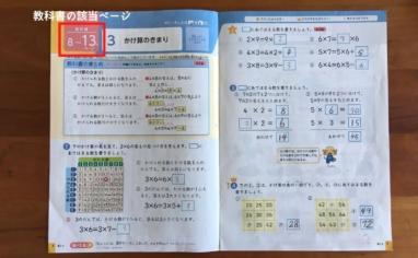 小学ポピー3年生のお試し教材リアルレビュー算数
