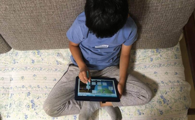 ゲーム好き小3男子のRISU学習のリアル